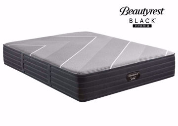 Twin XL Beautyrest Black Hybrid X-Class Plush Mattress | Home Furniture Plus Mattress