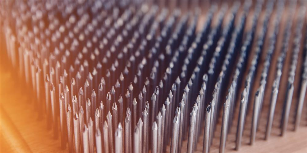 picture of bed of nails