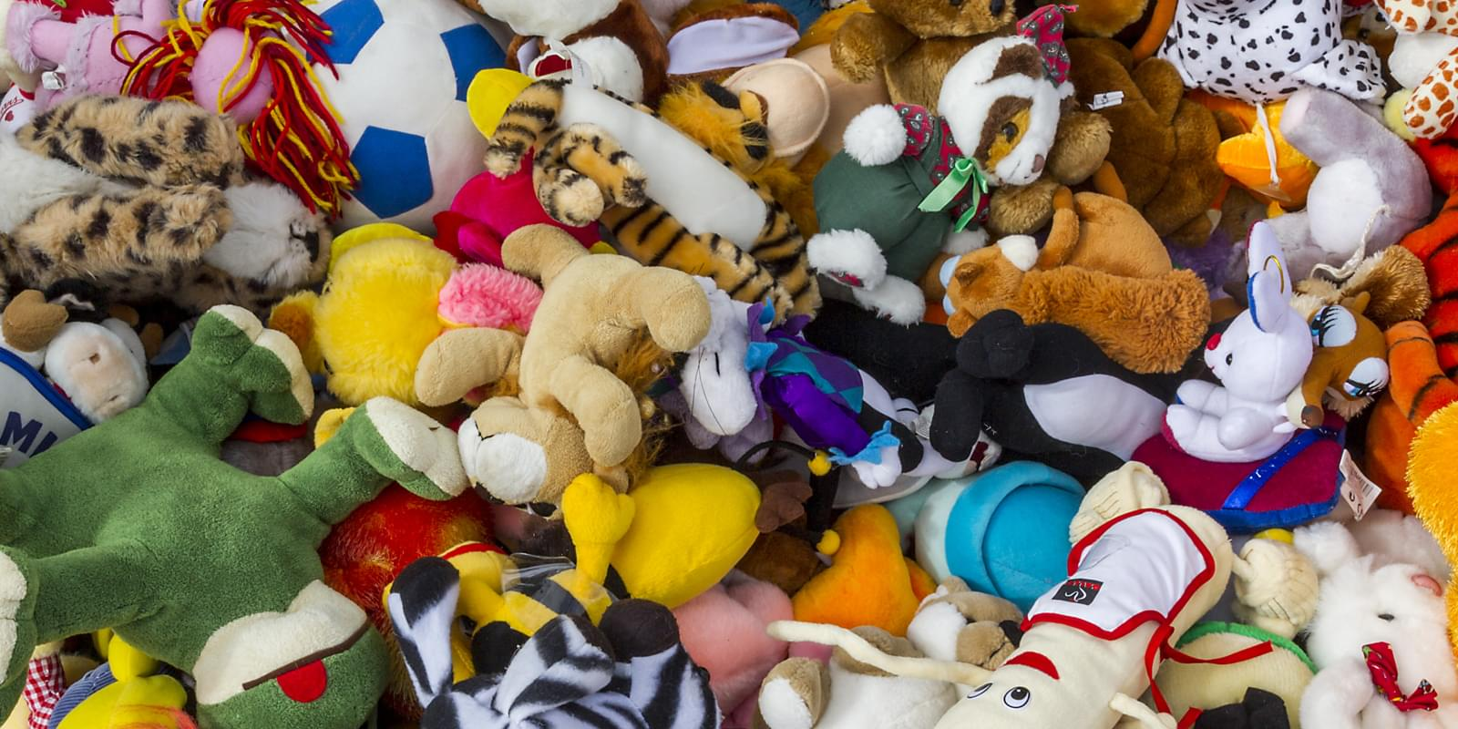 picture of stuffed toys