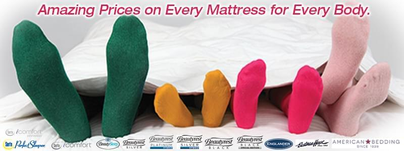 home furniture mattress banner