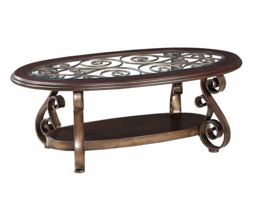 Bombay Coffee Table Brown