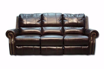 Gunnison Rocker Recliner Dark Brown Home Furniture
