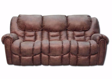 Mocha Brown Santa Monica Power Reclining Sofa by Homestretch, Front Facing | Home Furniture Plus Mattress