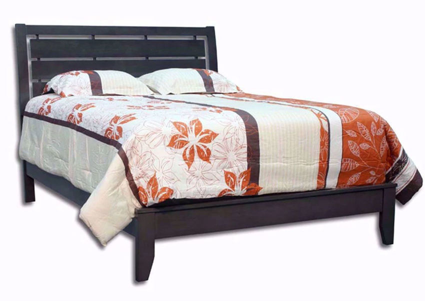 Picture of Marshall Queen Size Bed - Gray