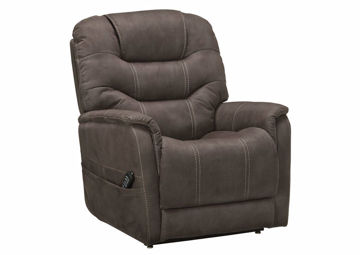 Ballister Recliner by Signature Design by Ashley Furniture with Brown Upholstery and Contemporary Design | Home Furniture Plus Bedding