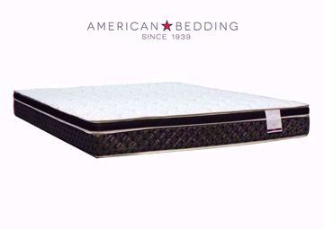 Full Size Justice Euro Top Mattress | Home Furniture Plus Mattress