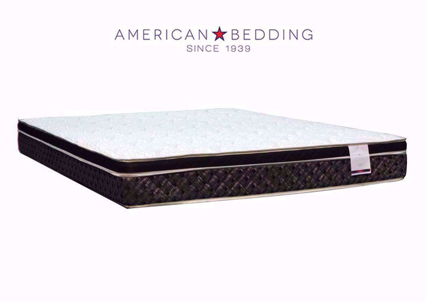 Full Size Justice Euro Top Mattress | Home Furniture Plus Bedding