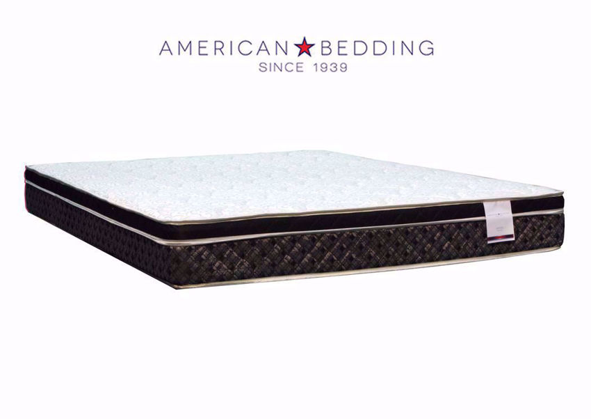 King Size Justice Euro Top Mattress  | Home Furniture Plus Bedding