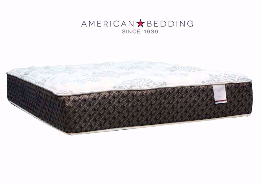 Full Size Patriot Mattress by American Bedding | Home Furniture Plus Bedding