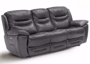 Picture of Dallas POWER Reclining Sofa - Gray