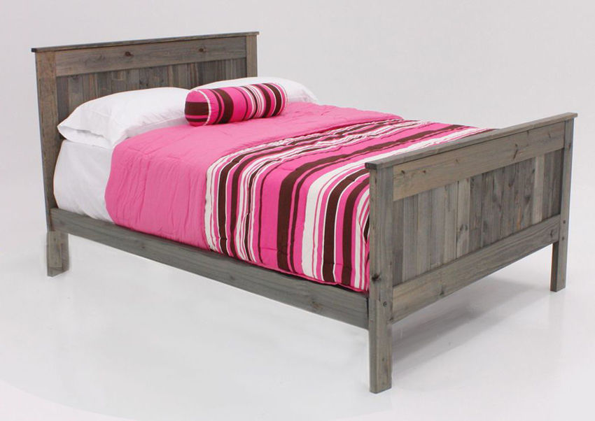 Picture of Duncan Full Size Bed - Gray