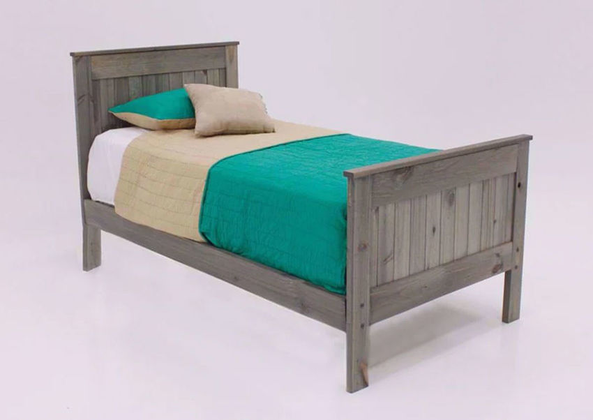 Picture of Duncan Twin Bed - Gray