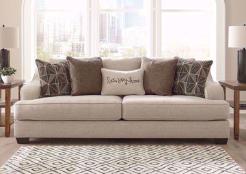 Front Facing View of the Marciana Sofa by Ashley Furniture | Home Furniture + Mattress