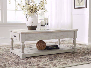 Shawnalore Coffee Table White Home Furniture Mattress