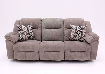Picture of Donnelly Reclining Sofa - Tan