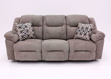 Picture of Donnelly POWER Reclining Sofa - Tan