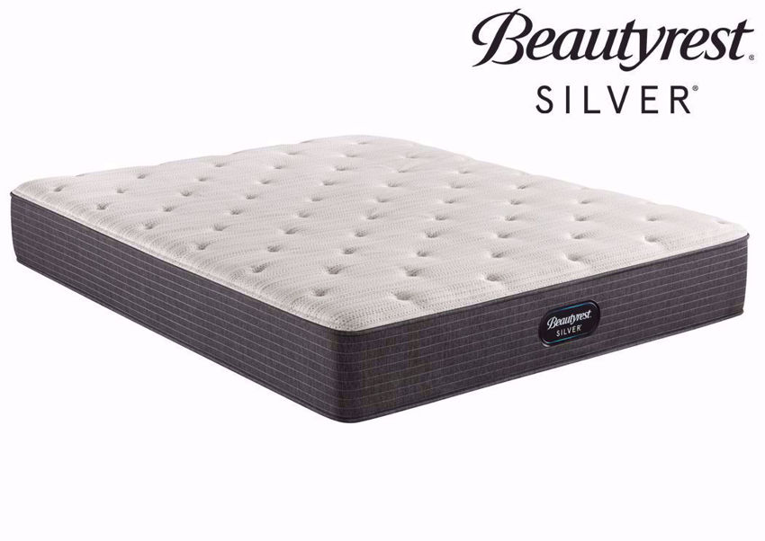 Queen Size Beautyrest Silver BRS900 Medium Mattress | Home Furniture Plus Bedding