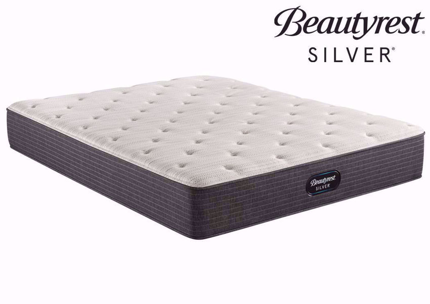 King Size Beautyrest Silver BRS900 Plush Mattress | Home Furniture Plus Bedding
