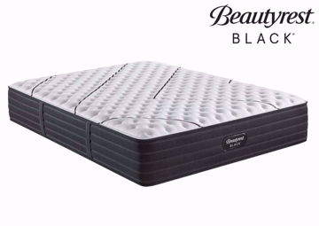 King Size Beautyrest Black L-Class Firm Mattress | Home Furniture Plus Mattress