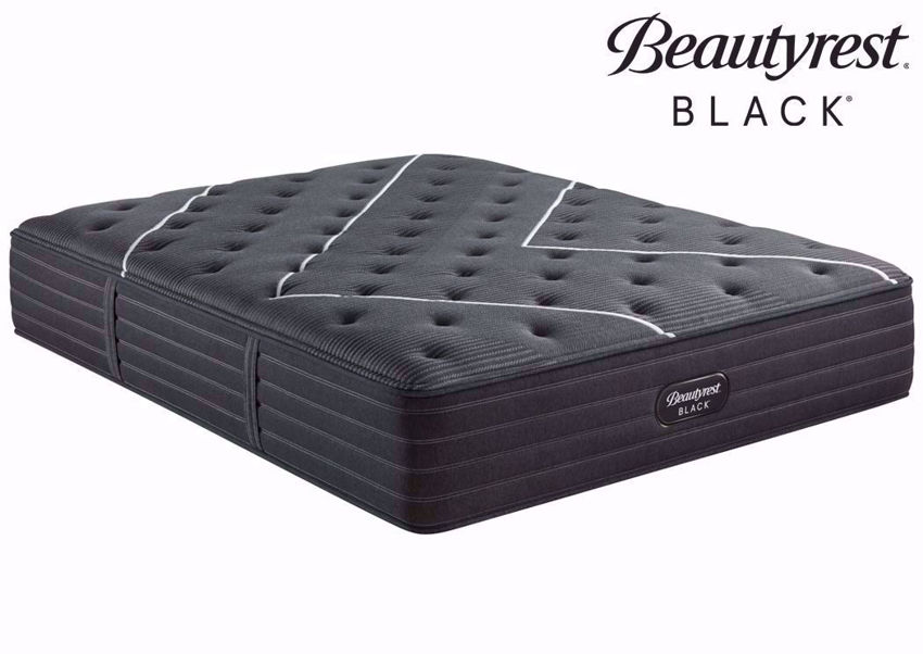 King Size Beautyrest Black C-Class Medium Mattress | Home Furniture Plus Bedding