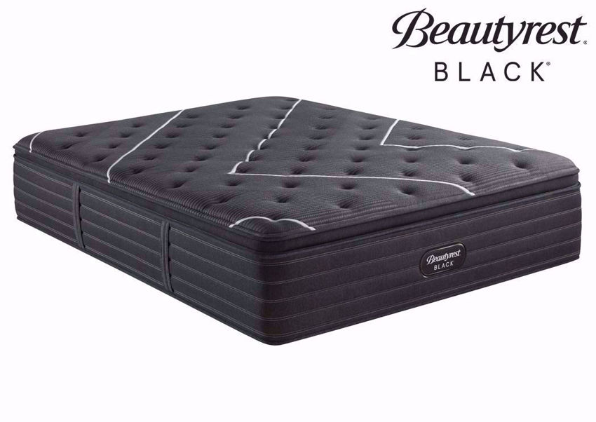 Twin XL Beautyrest Black K-Class Firm Pillow Top Mattress | Home Furniture Plus Bedding