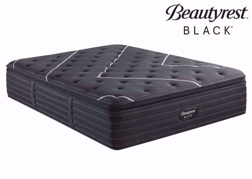 King Size Beautyrest Black K-Class Firm Pillow Top Mattress | Home Furniture Plus Bedding