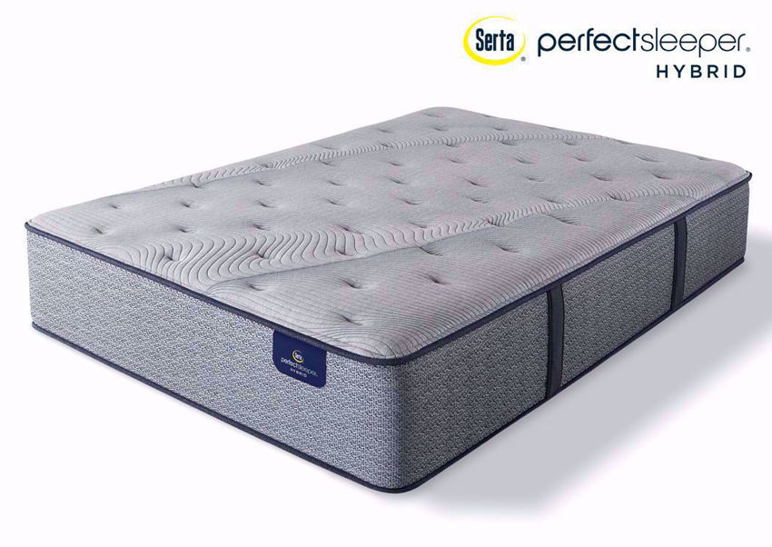 Serta Perfect Sleeper Hybrid Standale II Luxury Firm Mattress, Queen | Home Furniture Plus Mattress Store