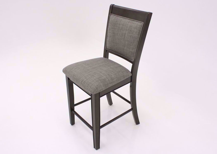 "Warm Gray Fulton 24"" Barstool at an Angle 