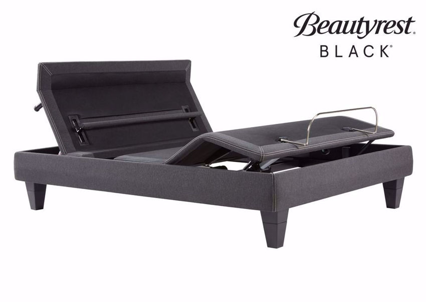 Beautyrest Black Luxury Adjustable Bed Base, Twin XL, Angle | Home Furniture Plus Bedding