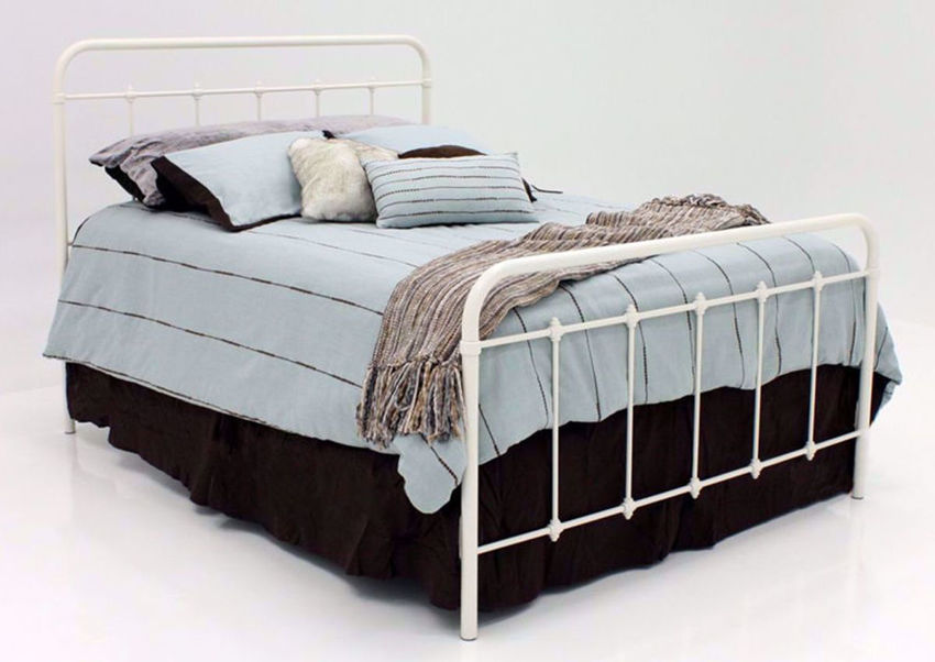 Picture of Jourdan Creek Full Bed - White