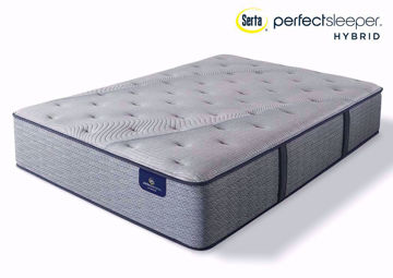 Serta Perfect Sleeper Hybrid Standale II Luxury Firm Mattress, Full | Home Furniture Plus Mattress Store