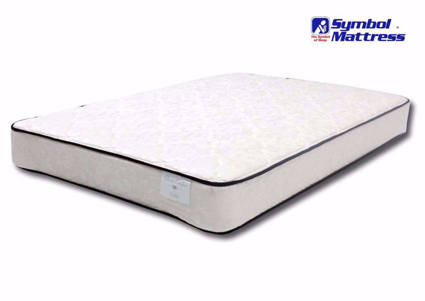 Queen Size Symbol Abshire Mattress  | Home Furniture Plus Mattress Store