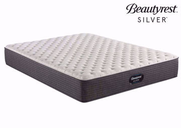 Twin Beautyrest Silver BRS900 Extra Firm Mattress at an Angle | Home Furniture Plus Bedding