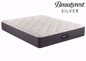 Twin Extra Long Beautyrest BR800 Plush Mattress at an Angle | Home Furniture Plus Mattress