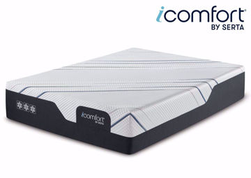 King Size Serta iComfort CF4000 Plush Mattress | Home Furniture Plus Mattress