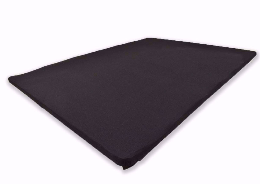1 Inch Full Size Mattress Platform Base by Corsicana Bedding | Home Furniture Plus Mattress