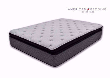 Anthem Pillow Top King Size Mattress  Angle View | Home Furniture Plus Bedding