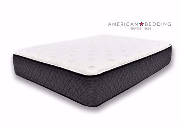 Liberty Plush Mattress - Twin Size | Home Furniture Plus Bedding