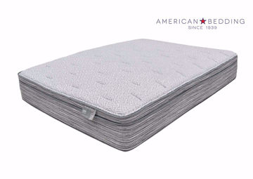 Queen Size Belle Euro Top Mattress by Corsicana   Home Furniture Plus Bedding