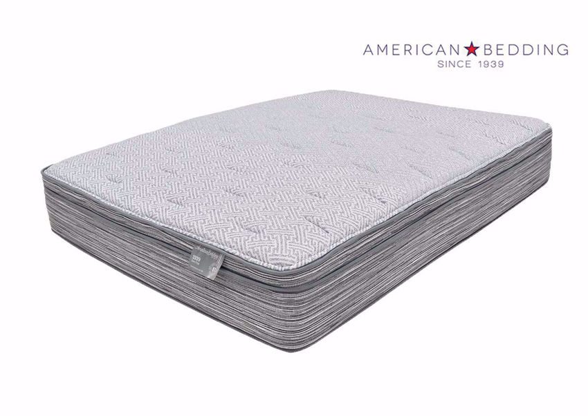 Twin Size Belle Euro Top Mattress by Corsicana | Home Furniture Plus Bedding