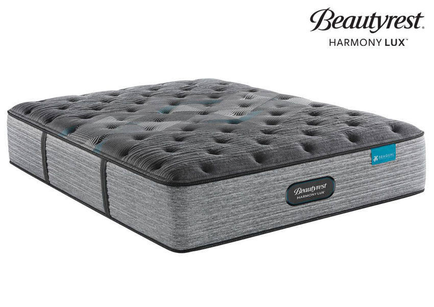 Harmony Lux Diamond Medium Mattress by Beautyrest. Queen Size. Made in the USA | Home Furniture Plus Bedding