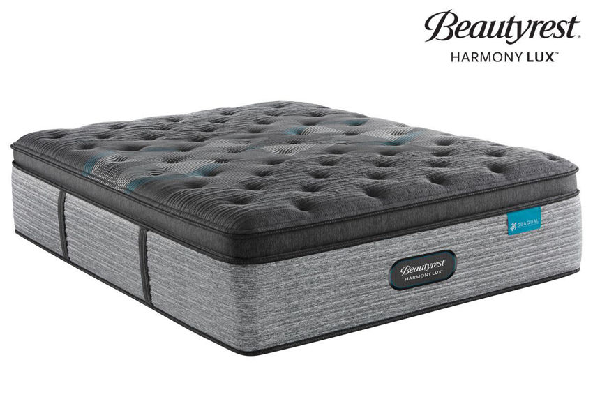 Harmony Diamond Medium Pillow Top Mattress by Beautyrest. Twin XL. Made in the USA | Home Furniture Plus Bedding