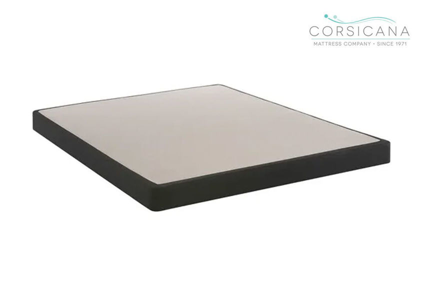 Corsicana 4 Inch  Low Profile Foundation, Made in the USA | Home Furniture Plus Bedding
