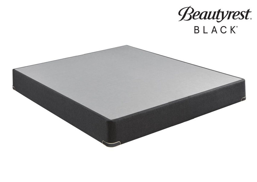 Beautyrest Black 9 Inch Mattress Foundation, Queen Size, Made in the USA | Home Furniture Plus Bedding