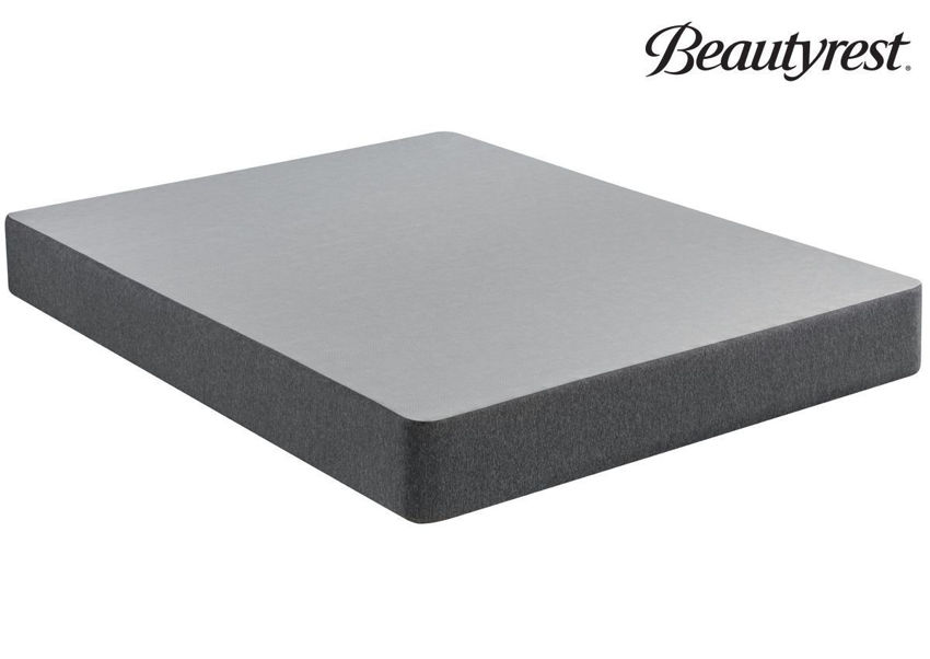Beautyrest Triton 9 Inch Mattress Foundation, Queen Size, Made in the USA | Home Furniture Plus Bedding
