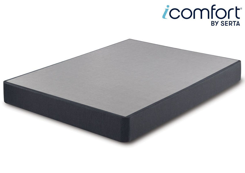 Serta iComfort Hybrid 9 Inch Foundation, Queen Size, Made in the USA | Home Furniture Plus Bedding