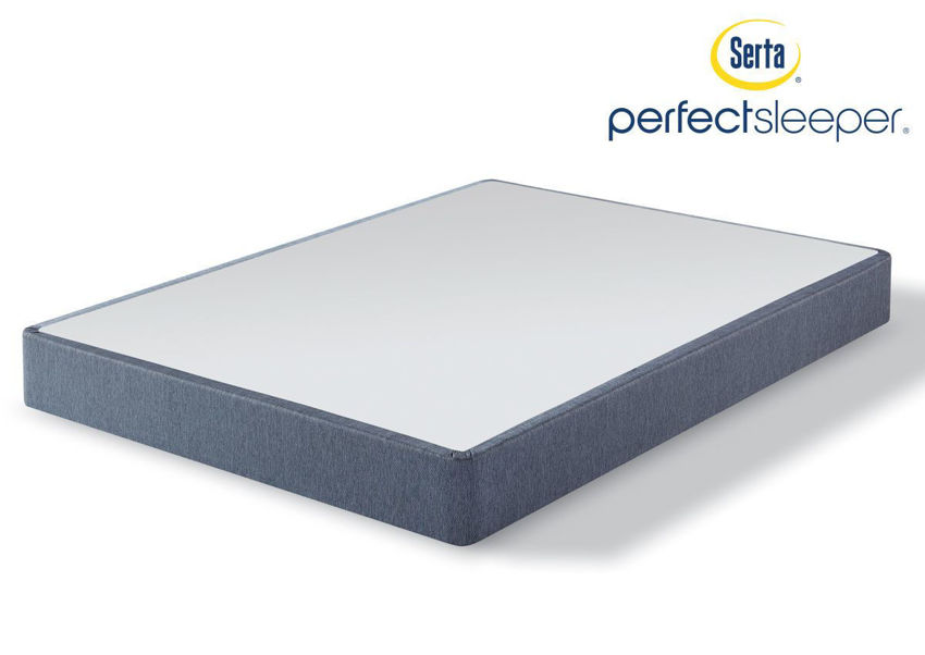 Serta Perfect Sleeper 9 Inch Foundation, Queen Size, Made in the USA | Home Furniture Plus Bedding