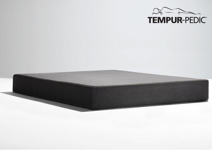 Tempur-Pedic TEMPUR-Flat 9 Inch Foundation, Full Size, Made in the USA | Home Furniture Plus Bedding