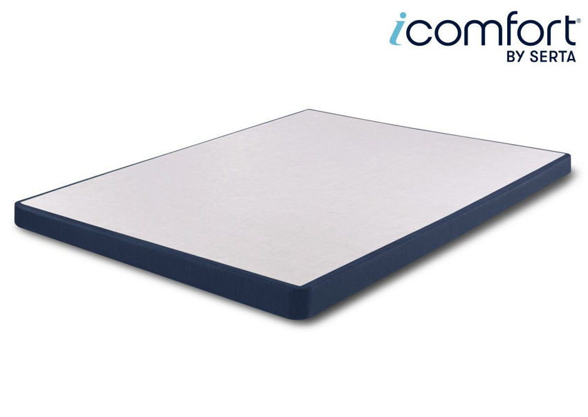 Serta iComfort Low Profile Box Spring, Full Size, Made in the USA | Home Furniture Plus Bedding