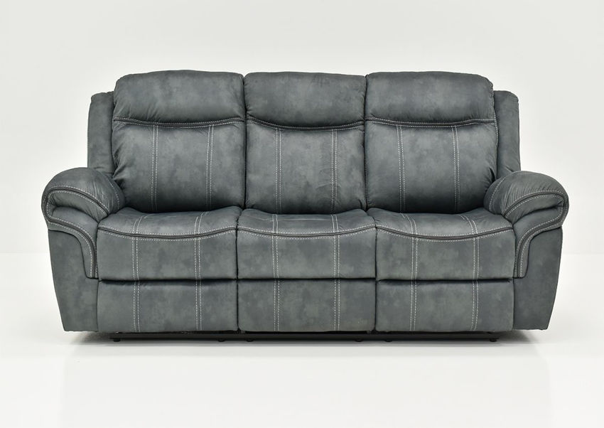 Picture of Knoxville Reclining Sofa - Gray